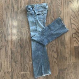 Limited Women's BootCut Flap Back Pocket Jeans